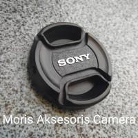 Tutup Lensa Sony Lens Cap
