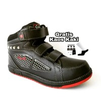 Sepatu sekolah anak Carvil Original / Boots laki-laki dan perempuan
