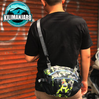 Bodypack Tas Selempang Outdoor