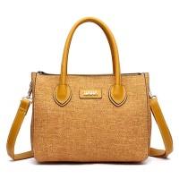 HANA Everly Tote Bag H052 - Yellow