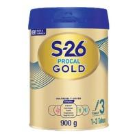 Susu S26 Procal Gold Tahap 3 900 gram/Wyeth susu formula S26