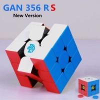 PROMO Rubik Gan 356 R 356R 3x3x3 Original Gan356 R 3x3 Stickerless