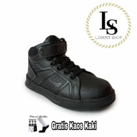 Ardiles TIKHE Original / Sepatu anak Boots Sekolah Laki & Perempuan - 31