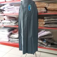 Pakaian Seragam Sekolah Rok SMA Abu-Abu / Rok Span / Rok Panjang SMA