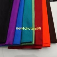 kain flanel untuk craft dan sumbu hidroponik ukuran 90 cm x 100 cm