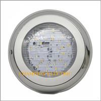 Lampu LED Kolam 12W 12 Watt Stainless Swimming Pool Underwater + Trafo