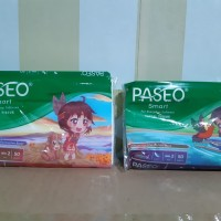 tissue paseo smart facial travel pack 50 sheets