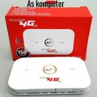 MODEM MIFI WIFI TELKOMSEL 4G LTE UNLOCK ALL OPERATOR 150Mbps