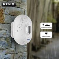 Sensor Gerak Outdoor KERUI P861 Wireless PIR Motion Alarm Detector