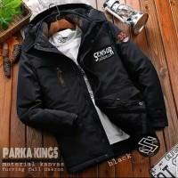 New jaket parka cloude king bgsr original premium