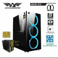 PC Gaming Murah siap tempur, Amd ryzen 3 2200G