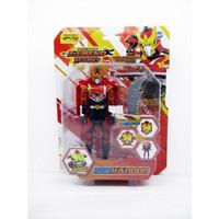 Mainan Legend Hero Transform Figure / Legend Hero Figur Handon