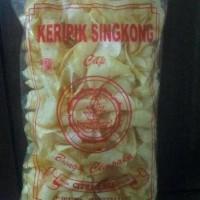 HOT SALE HARGA PROMO TERMURAH!! Keripik Singkong Bunga Cempaka
