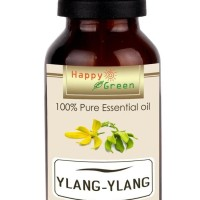 Original Happy Green Pure Ylang Ylang Essential Oil -10Ml Minyak Bunga