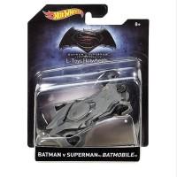HOTWHEELS EXCLUSIVE EDITION SCALE 50 BATMAN v SUPERMAN BATMOBILE - BAN