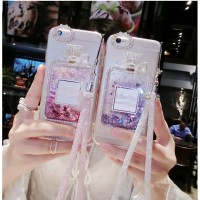 Grosir OPPO A3 A3S F9 F7 Perfume Bottle Hard Case lanyard