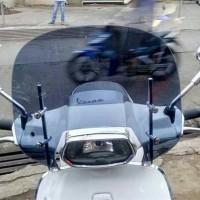 Harga Khusus Flyscreen Windshield Vespa Primavera Sprint Gts Lx S