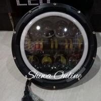 Lampu Daymaker 7 Inchi - Daymaker Spider Eye 13 Mata - Dayma sea kel