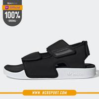 Sandal Sepatu Sneakers Adidas Originals Adilette Sandal 3.0 Black Orig