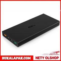 Promo Aukey Power Bank 2 Port 2A 16000mAh QC3.0 - PB-T9