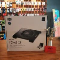 Cooler Master CMC3 Silent Fan Laptop Cooling Pad