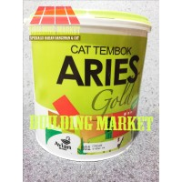 CAT TEMBOK INTERIOR AVIAN BRANDS ARIES GOLD 4.5 KG READY MIX