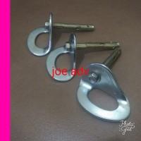 hanger anchor climbing safety caving hammock henging kit not carabiner