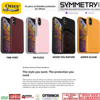 "OtterBox Iphone Xs / X 5.8"" Case Symmetry Series"