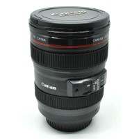 Gelas Tumbler Bentuk Lensa Kamera EF 24-105mm - 400ml