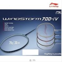 Raket Badminton lining windstorm 700 IV / WS 700 IV original