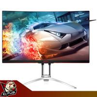 "Gaming Monitor AOC AGON AG322QC4 31.5"" Curved Frameless, QHD 2560x1440"