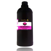 1L Pink Lotus Hydrosol 100% Murni Air Pink Lotus Water