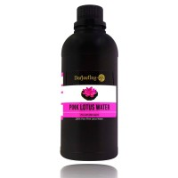 500ml Pink Lotus Hydrosol 100% Murni Air Pink Lotus Water