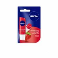 Nivea Lip Care Fruity Shine Beauty Stick Strawberry