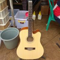 gitar akustik elektrik finan