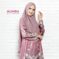 Jilbab instan MH 23 Original Munira - Khimar instan ceruty premium pet