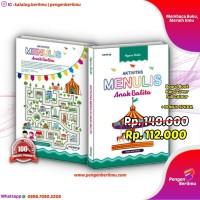 Aktivitas Menulis Anak Balita - Board Book