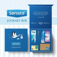SENSITIF JOURNEY BOX - GOLD