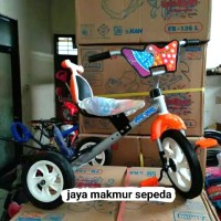 Sepeda anak roda tiga yoe yoe