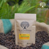 EL'S COFFEE TAKENGON LONGBERRY 100GR - Biji Kopi