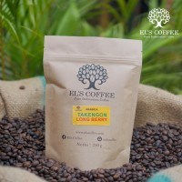 EL'S COFFEE TAKENGON LONGBERRY 250GR - Biji Kopi