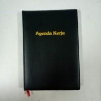 Buku Agenda Kerja Deluxe Tebal Tanpa Tanggal