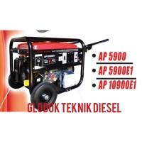 Genset Bensin 3000 Watt Generator Listrik 2500 W TERBAIK DIKELASNYA