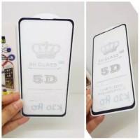 TEMPERED GLASS 5D K20 - K20 PRO FULL COVER