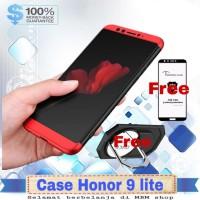 Case Honor 9 Lite Plating Premium Softcase
