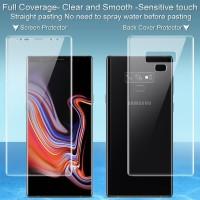 Samsung Note 9 Tempered Glass/Anti Gores Hydrogel Depan Belakang