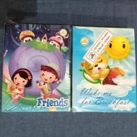 Buku Tulis AA 38 Lembar / Buku Sekolah Anak / Buku Tulis Anak