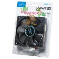 Deep Cool XFAN 120 Fan Casing komputer gaming pc Deepcool 120mm 12cm