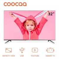 Resmi - Coocaa 32S3C Coocaa 32 inch Smart TV LED HD Coocaa Lite OS