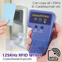 RFID Duplicator Writer Portable Copier EM4100 EM4305 125Khz Card Kartu